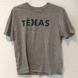 men's hurley gray tshirt